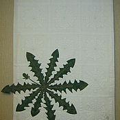 Картины и панно ручной работы. Ярмарка Мастеров - ручная работа Розетки. Handmade.