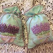"Для дома и интерьера handmade. Livemaster - original item Baggies- sachets ""Provence 2"". Handmade."