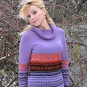 Одежда handmade. Livemaster - original item Sweater women`s