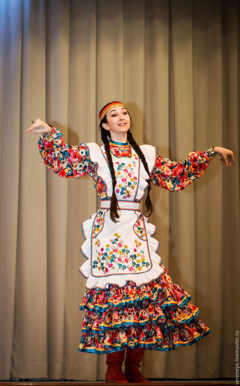 Костюм башкирский своими руками фото 780