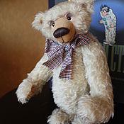 Куклы и игрушки ручной работы. Ярмарка Мастеров - ручная работа Мишка ДЕНИ. Handmade.