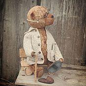 Куклы и игрушки ручной работы. Ярмарка Мастеров - ручная работа Медведед Кузьмич. Handmade.
