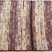 Для дома и интерьера ручной работы. Ярмарка Мастеров - ручная работа Половик ручного ткачества (№ 207). Handmade.