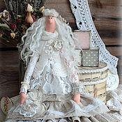 Куклы и игрушки ручной работы. Ярмарка Мастеров - ручная работа Бохо-девушка Мишель. Handmade.