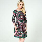 Одежда handmade. Livemaster - original item Dress short summer dress Cendrillon. Handmade.