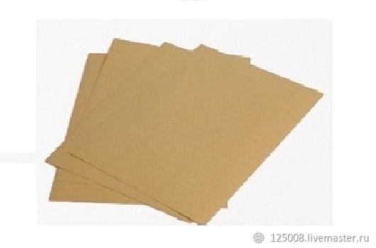 Крафт-бумага А4, 125 г/м