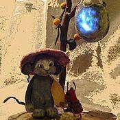 Для дома и интерьера handmade. Livemaster - original item nightlight