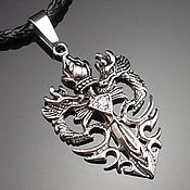 Фен-шуй и эзотерика handmade. Livemaster - original item Talisman dragon Sword. Handmade.