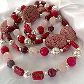 Украшения handmade. Livemaster - original item Long necklace