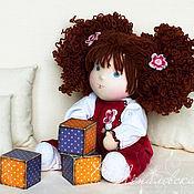 Куклы и игрушки ручной работы. Ярмарка Мастеров - ручная работа Рисальдинка Алиночка. Handmade.