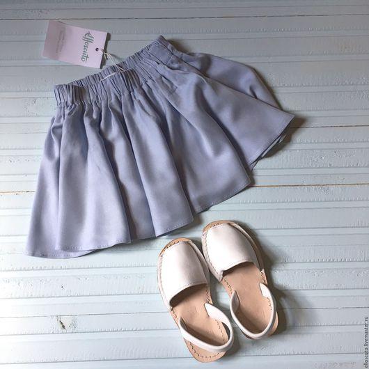Одежда для девочек, ручной работы. Ярмарка Мастеров - ручная работа. Купить Детская юбка-солнце. Handmade. Детская юбка