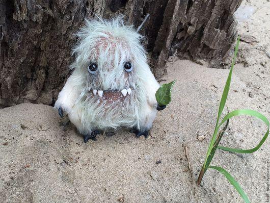 Мишки Тедди ручной работы. Ярмарка Мастеров - ручная работа. Купить Forest Spirit (Лесной Дух) коллекционная авторская игрушка. Handmade.