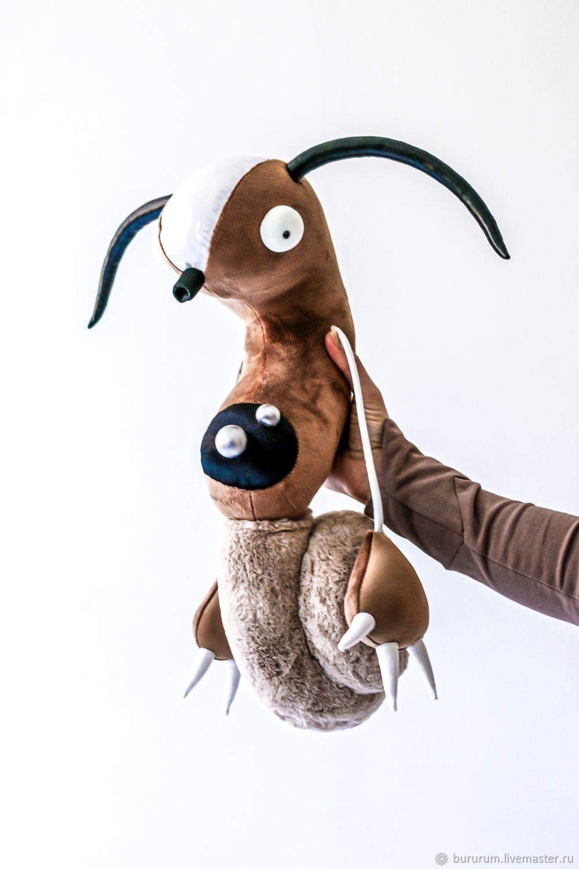 "Существо "" Шпоня"", Мягкие игрушки, Санкт-Петербург,  Фото №1"