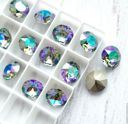 Для украшений ручной работы. Ярмарка Мастеров - ручная работа. Купить 8 мм Шатон Swarovski 1088 ss39 Дентле Dentle Сваровски кристаллы. Handmade.
