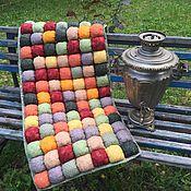 Для дома и интерьера ручной работы. Ярмарка Мастеров - ручная работа Подушки-Сидушки для кресла Октябрь 2 штуки. Handmade.
