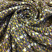 Материалы для творчества handmade. Livemaster - original item Chanel: luxury Italian tweed fabric. Handmade.