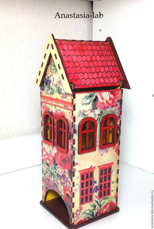 """Кухня ручной работы. Ярмарка Мастеров - ручная работа. Купить Чайный домик """"В английском стиле""""/продан/. Handmade. Чайный домик"""
