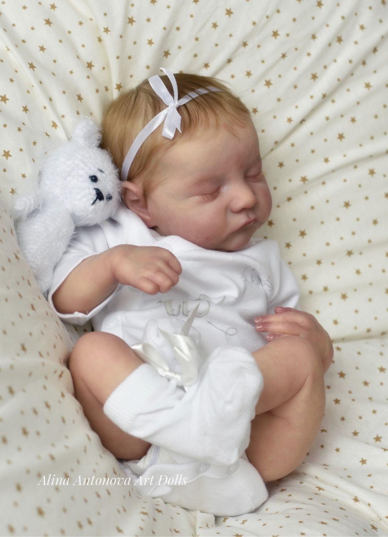 Малышка реборн из молда Levi by Bonnie Brown, Куклы Reborn, Арзамас,  Фото №1