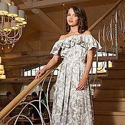 """Одежда ручной работы. Ярмарка Мастеров - ручная работа Для Вас! Платье """"Жозефина"""". Handmade."""