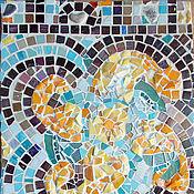 """Картины и панно handmade. Livemaster - original item Mosaic """"Sunshine coast"""". Handmade."""