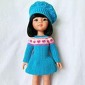 Куклы и игрушки ручной работы. Ярмарка Мастеров - ручная работа Сердечное платье. Handmade.