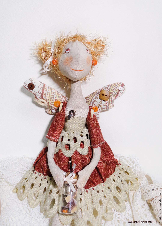 Fairy Ryzhinka)), Dolls, Voronezh,  Фото №1