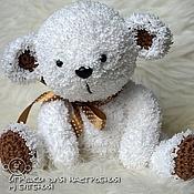 Куклы и игрушки handmade. Livemaster - original item Bear Toto. Handmade.
