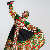 Одежда handmade. Livemaster - original item Women`s dance costume