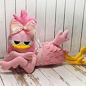 Куклы и игрушки ручной работы. Ярмарка Мастеров - ручная работа Гламурная цыпочка Курита. Handmade.
