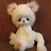 Куклы и игрушки ручной работы. Ярмарка Мастеров - ручная работа Котёнок Крис (в резерве). Handmade.
