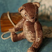Куклы и игрушки ручной работы. Ярмарка Мастеров - ручная работа Мишка тедди Мишель. Handmade.