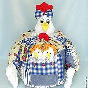 Для дома и интерьера ручной работы. Ярмарка Мастеров - ручная работа Курица на мультиварку. Handmade.