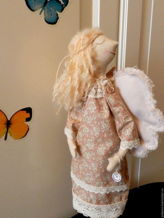 """Ароматизированные куклы ручной работы. Ярмарка Мастеров - ручная работа. Купить Ангел """"нежность"""". Handmade. Бежевый, кукла ручной работы"""