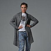 Одежда handmade. Livemaster - original item Cardigan Clarice 2241020. Handmade.