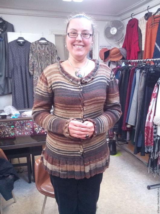 """Пиджаки, жакеты ручной работы. Ярмарка Мастеров - ручная работа. Купить Жакет""""В стиле бохо"""". Handmade. Абстрактный, модная одежда"""