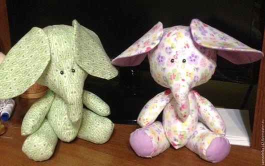 Куклы Тильды ручной работы. Ярмарка Мастеров - ручная работа. Купить Слон Тильда, мишка Шебби- шик, мишка Тильда. Handmade.