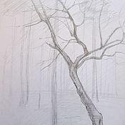 Картины и панно ручной работы. Ярмарка Мастеров - ручная работа Весна, дерево. Handmade.