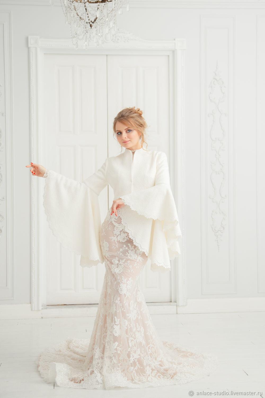 Wedding Coat Bridal Jacket