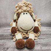 Куклы и игрушки handmade. Livemaster - original item Jamnica Shearling Yale or Guardian pajamas and children`s dreams. Handmade.