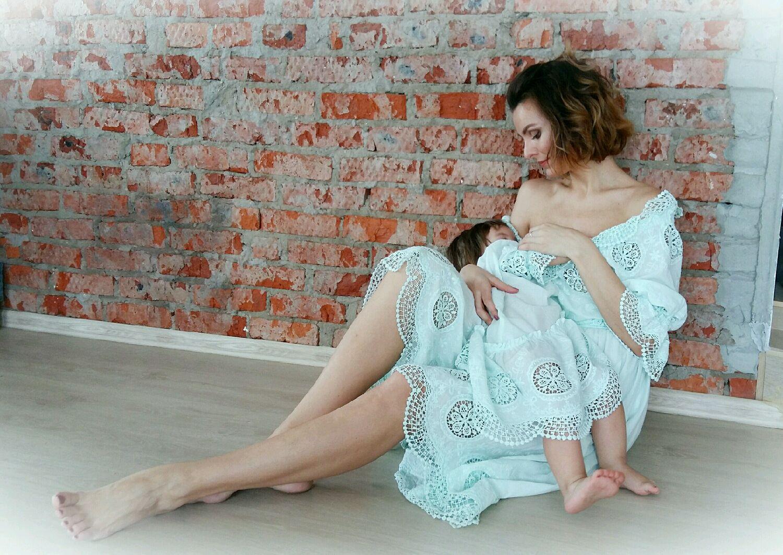 Set the onion family 'Menta Mamma' ...' Mint mom', Dresses, Moscow,  Фото №1