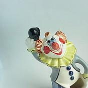 Для дома и интерьера handmade. Livemaster - original item Funny clown. Handmade.