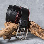 Аксессуары handmade. Livemaster - original item The genuine leather strap. Handmade.