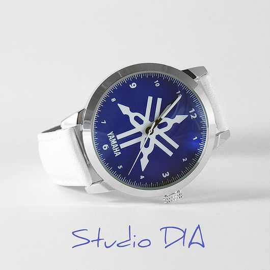 Часы Под Заказ - Yamaha. \r\nЧасы с индивидуальным дизайном под заказ.\r\nСтудия Дизайнерских Часов DIA.