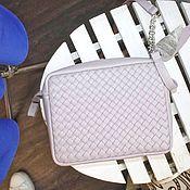 Сумки и аксессуары ручной работы. Ярмарка Мастеров - ручная работа my little bag плетение. Handmade.