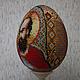 Яйца ручной работы. Икона Св.Апостолы Петр и Павел. Любовь Заева (zaeva). Интернет-магазин Ярмарка Мастеров. Пасха