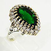 Rings handmade. Livemaster - original item Ring in the Oriental style Hürrem Sultan, silver 925 sample. Handmade.