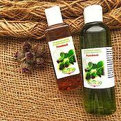 Косметика ручной работы handmade. Livemaster - original item Burdock shampoo on herbs of the Altai Mountains. Handmade.