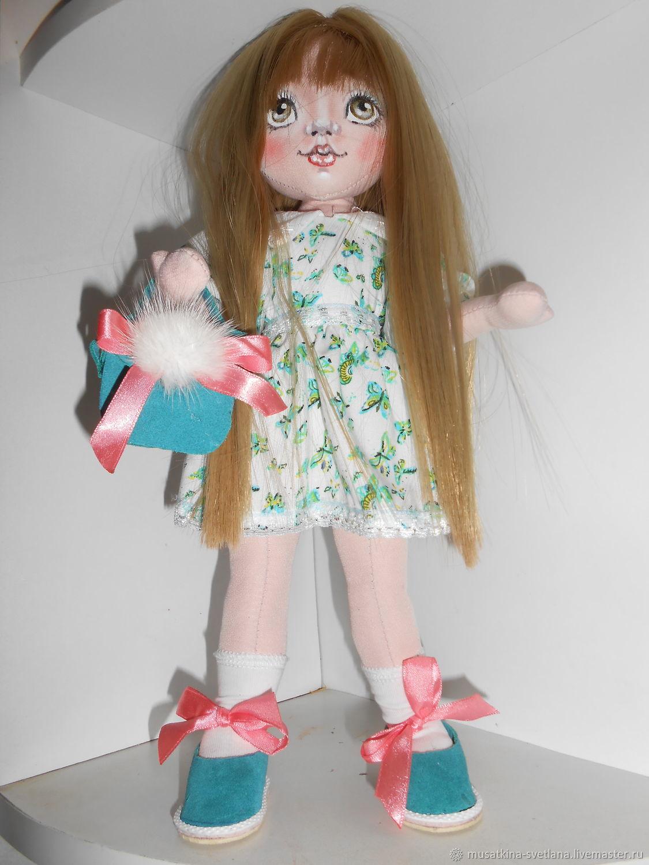 Аленка, Интерьерная кукла, Ульяновск,  Фото №1