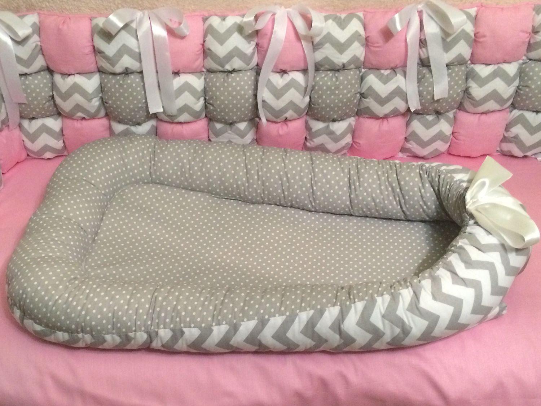 Сшить покрывало на детскую кровать с бортиками