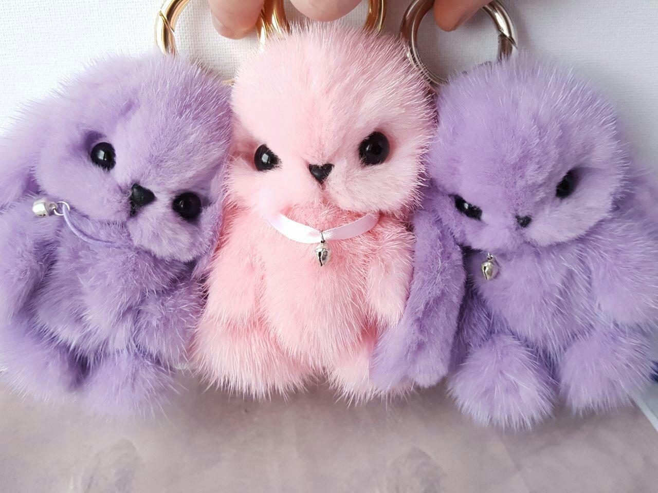 Картинки брелки кролики